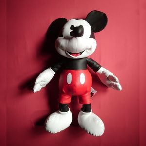 Disney Mickey Mouse Simulated Leather Plush 26""